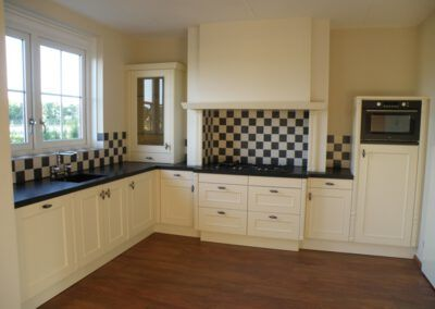 Keuken uitbouwen